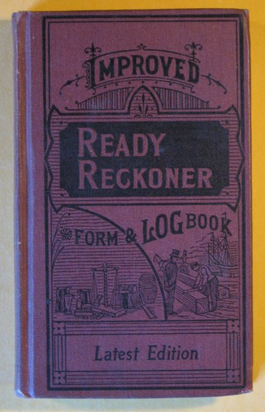 Image for The New and Improved Ready Reckoner and Log Book