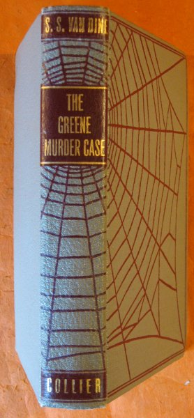 Image for The Greene Murder Case: A Philo Vance Story