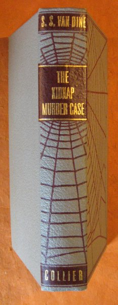 Image for The Kidnap Murder Case  A Philo Vance Story