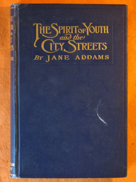Image for The Spirit of Youth and the City Streets