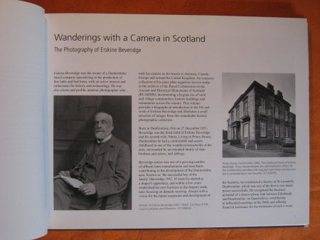Image for Wanderings with a Camera in Scotland: The Photography of Erskine Beveridge