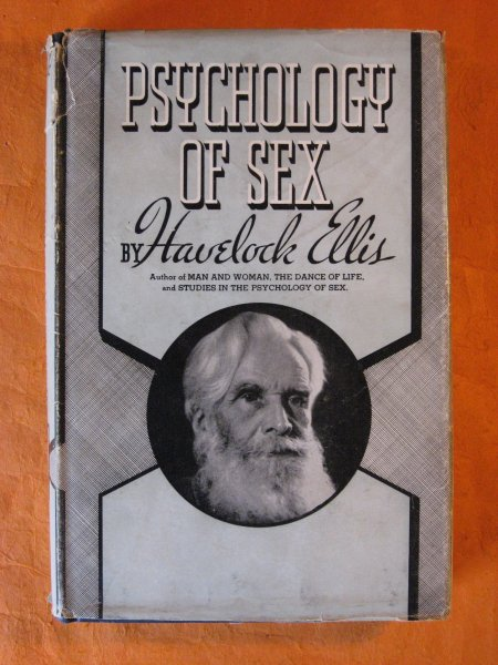 Image for Psychology of Sex:  A Manual for Students