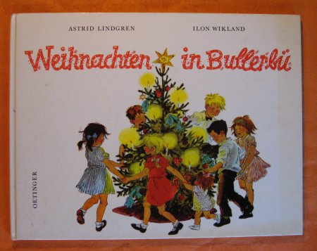 Image for Weihnachten in Bullerbu