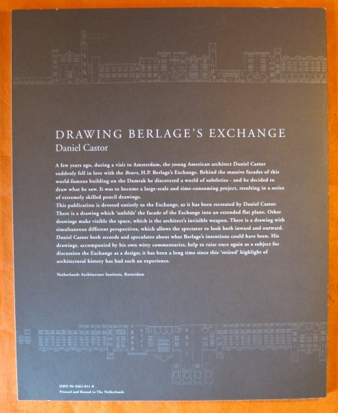 Image for Drawing Berlage's Exchange