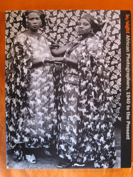 Image for In/sight: African photographers, 1940 to the Present