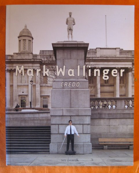Image for Mark Wallinger: Credo