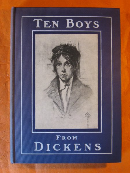 Image for Ten Boys from Dickens