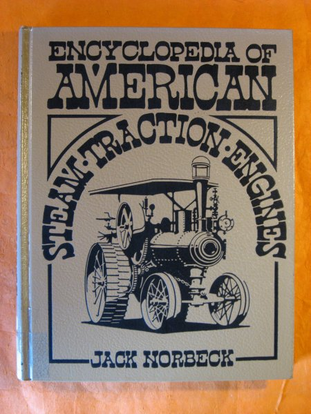 Image for Encyclopedia of American Steam Traction Engines