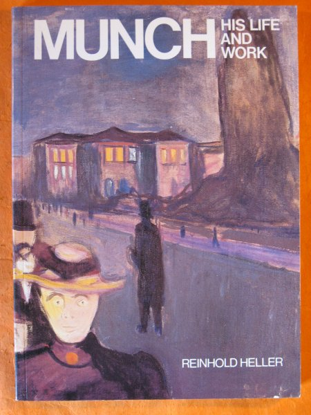 Image for Munch: His Life and Work