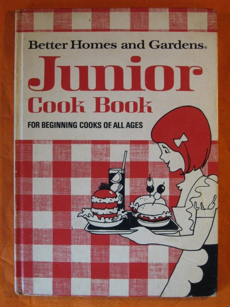 Image for Better Homes and Gardens Junior Cook Book for Beginning Cooks of All Ages