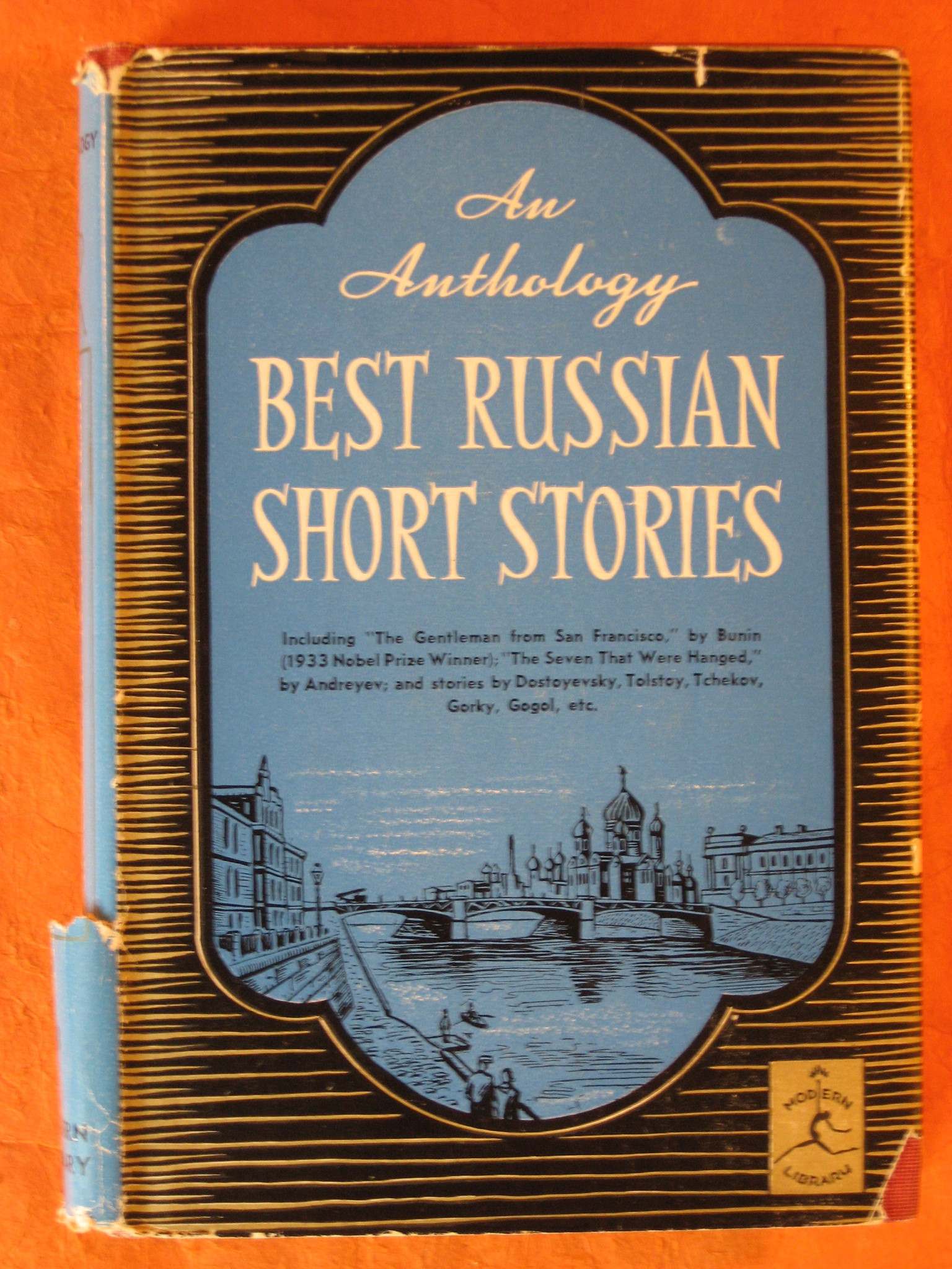 Image for Best Russian Short Stories