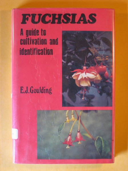 Image for Fuchsias a Guide to Cultivation and Identification