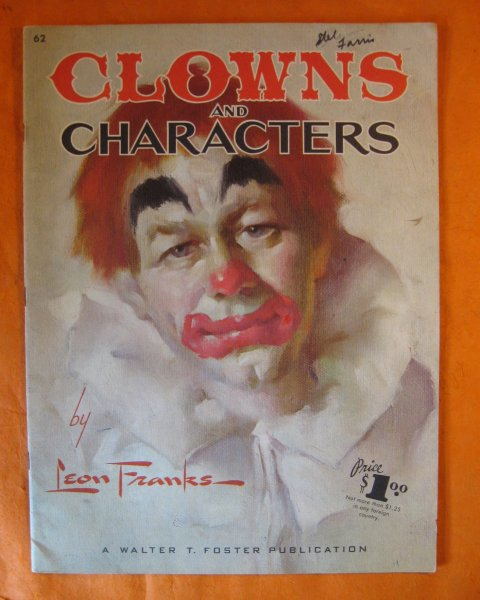 Image for Clowns and Characters