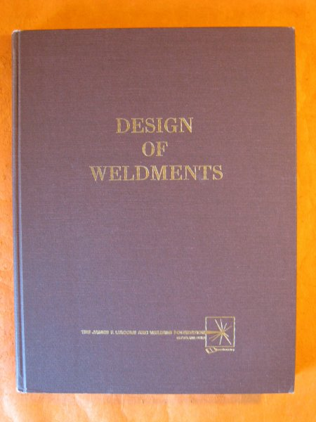 Image for Design of Weldments