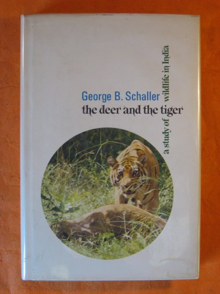Image for The Deer and the Tiger: a Study of Wildlife in India