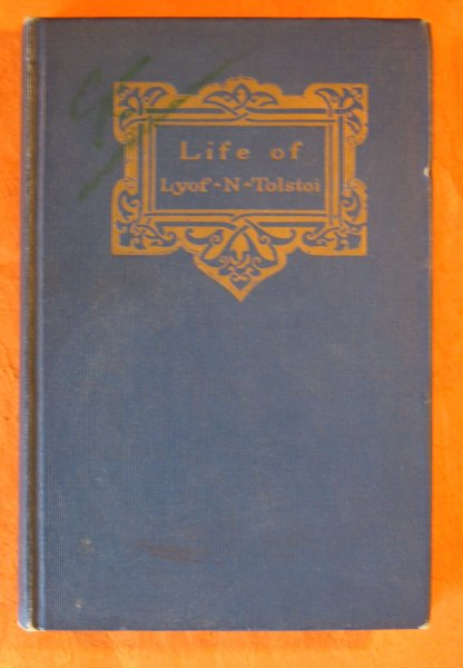 Image for The Life of Count Tolstoi