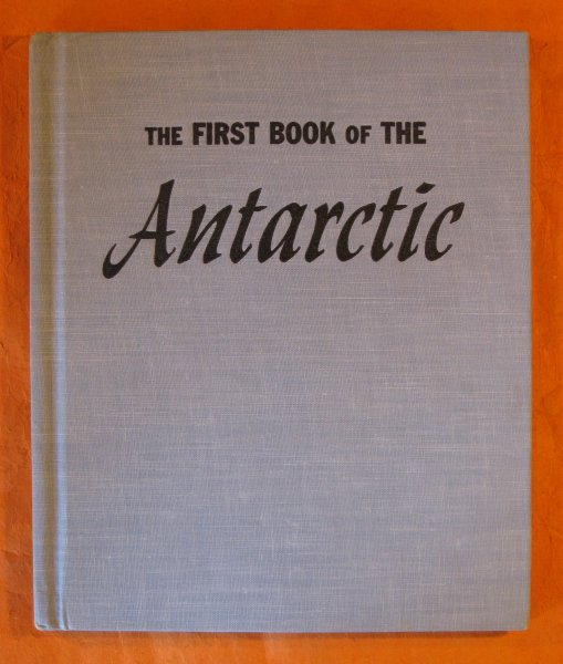 Image for The First Book of the Antarctic