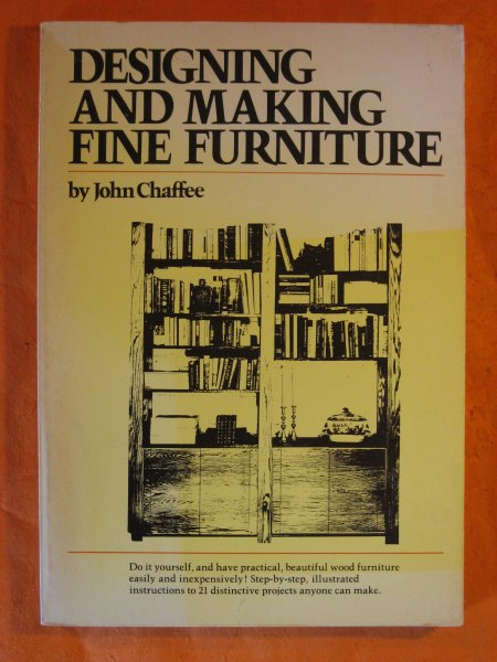Image for Designing and making fine Furniture