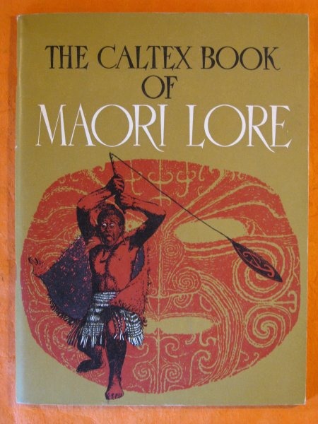 Image for The Caltex Book of Maori Lore