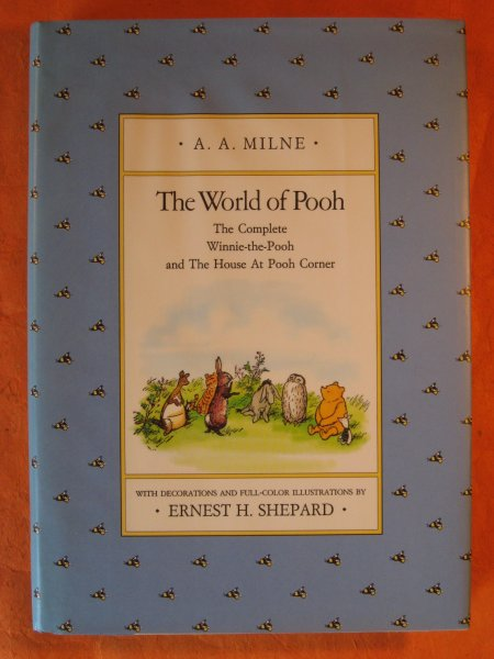 Image for The World of Pooh: The Complete Winnie-the-Pooh and The House at Pooh Corner