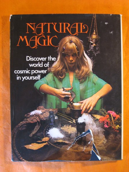 Image for Natural Magic: Discover the World of Cosmic Power in Yourself