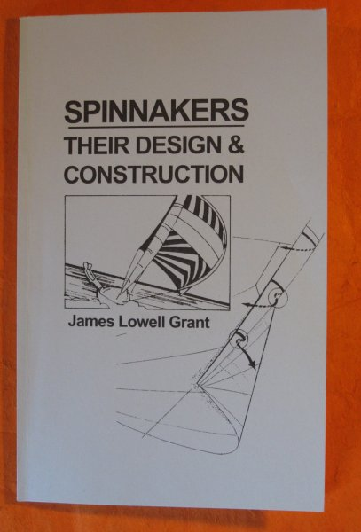Image for Spinnakers: Their Design & Construction