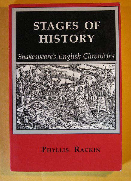 Image for Stages of History: Shakespeare's English Chronicles