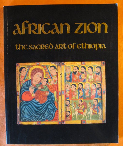 Image for African Zion: The Sacred Art of Ethiopia