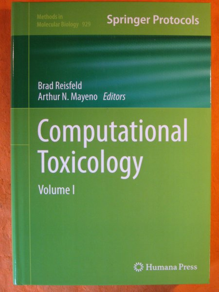 Image for Computational Toxicology: Volume I (Methods in Molecular Biology)