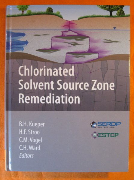 Image for Chlorinated Solvent Source Zone Remediation (SERDP ESTCP Environmental Remediation Technology)