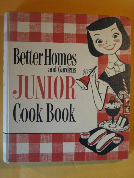 Image for Better Homes and Gardens Junior Cook Book