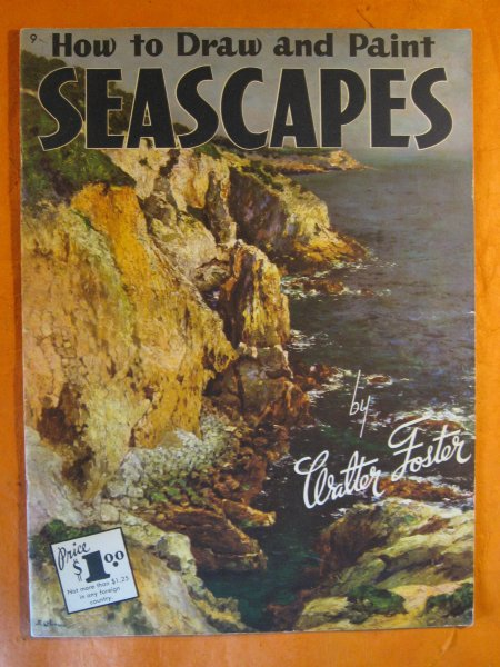 Image for How to Draw and Paint Seascapes