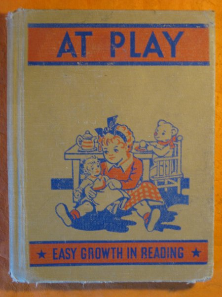Image for At Play [Easy Growth in Reading Primer Level One]