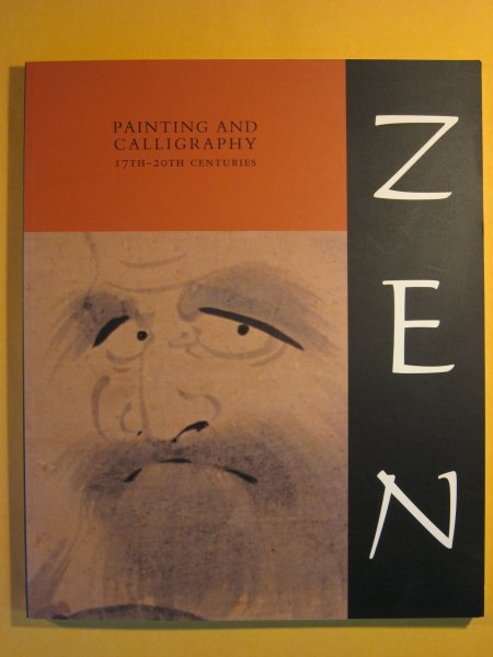 Image for Zen: Painting and calligraphy, 17th-20th Centuries