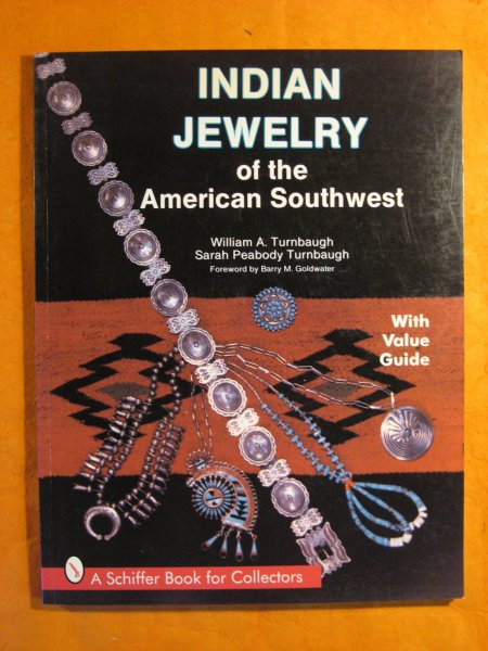 Image for Indian Jewelry of the American Southwest (Schiffer Book for Collectors)