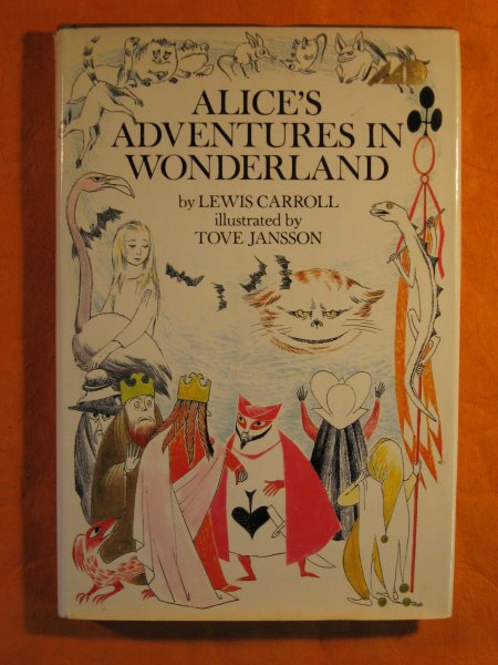 Image for Alice's Adventures in Wonderland illustrated by Tove Jansson