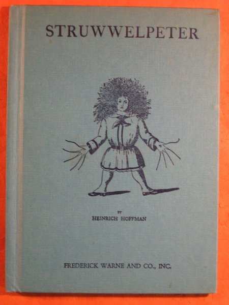 Image for Struwwelpeter:  Merry Stories and Funny Pictures