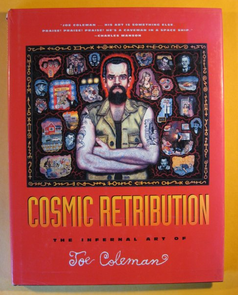 Image for Cosmic Retribution: Infernal Art of Joe Coleman