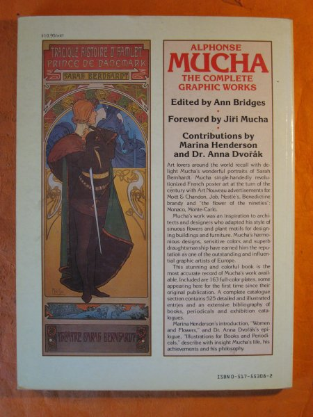 Image for Alphonse Mucha: The Complete Graphic Works