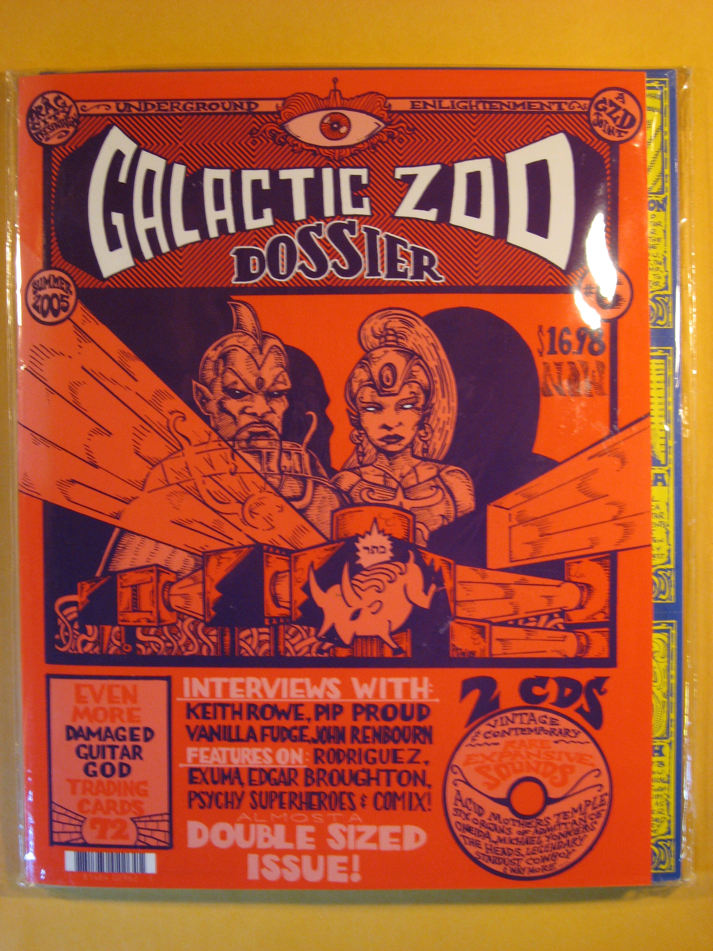 Image for Galactic Zoo Dossier Set of #5,#6, #7,#8, #9 & #10