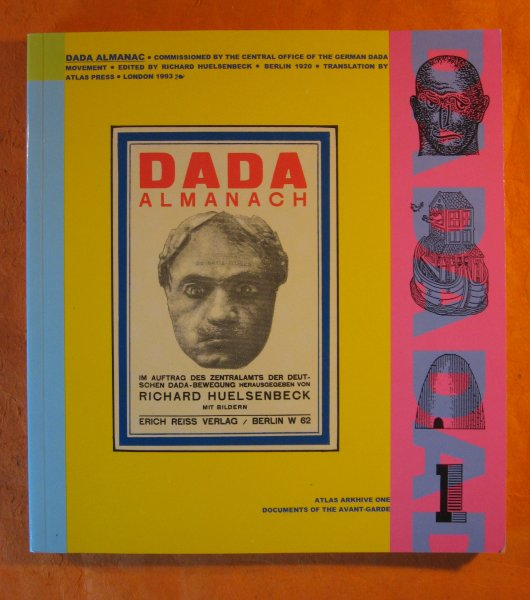 Image for The Dada Almanach