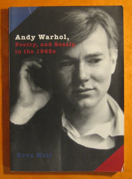 Image for Andy Warhol, Poetry, and Gossip in the 1960s