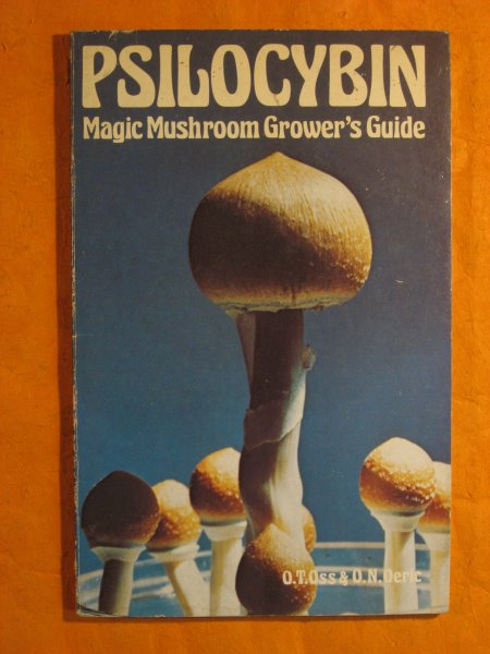 Image for Psilocybin: Magic Mushroom Grower's Guide: A Handbook for Psilocybin Enthusiasts