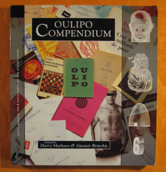 Image for Oulipo Compendium