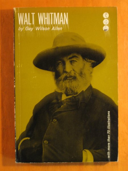 Image for Walt Whitman