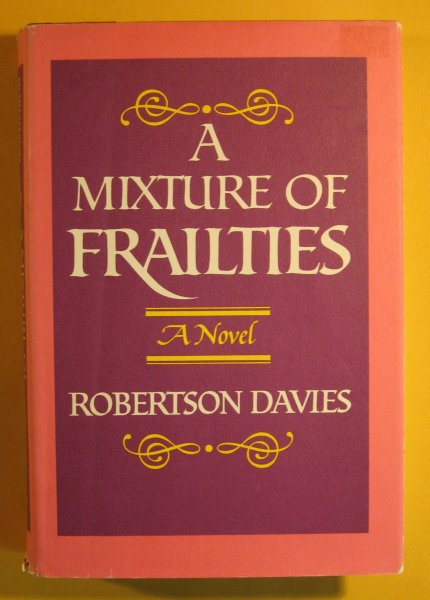 Image for A Mixture of Frailties