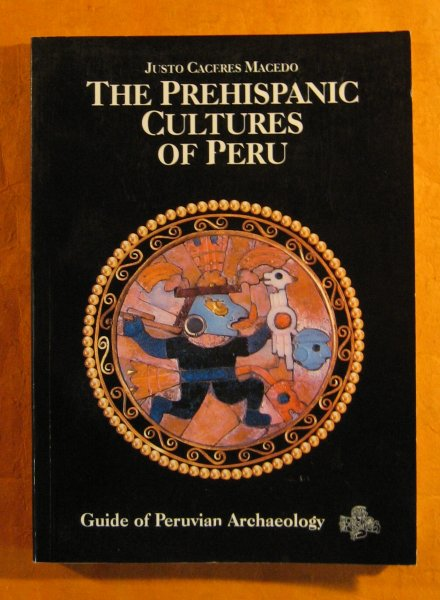 Image for Prehispanic Cultures of Peru, the