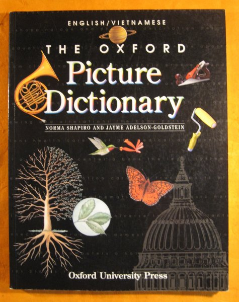 Image for The Oxford Picture Dictionary: English-Vietnamese