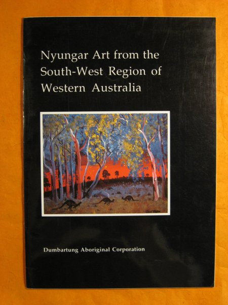 Image for Nyungar art from the South-West region of Western Australia