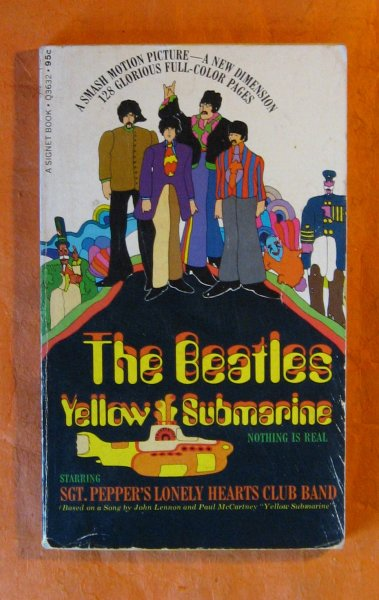 Image for Yellow Submarine [The Beatles]